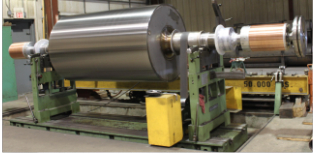 Rolls, Carburizing and Machining