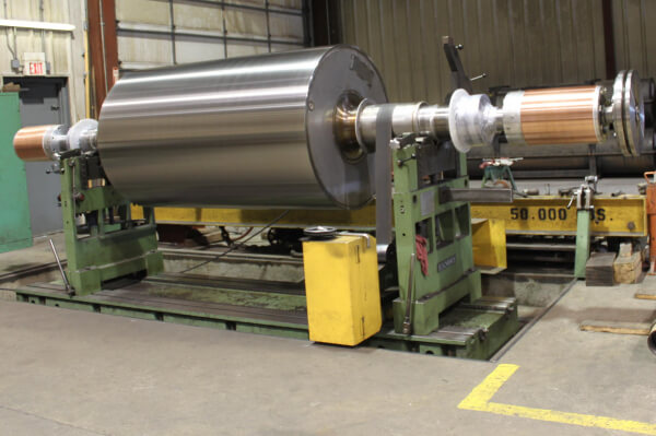 Plater Contact Roll in Balancer